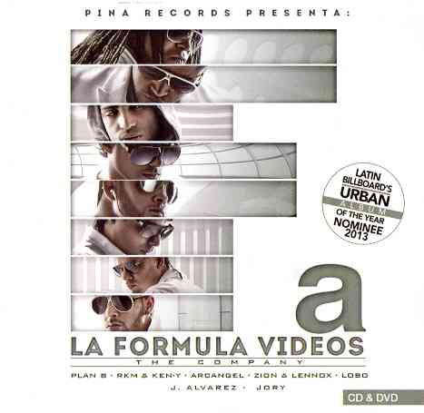 LA FORMULA (CD)